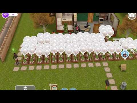 The Sims Free Play Лайфхак как заработать много опыта XP