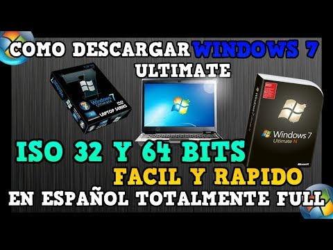 descargar iso windows 7 ultimate 64 bits para usb