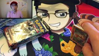 Just Opening Pokemon Burning Shadows Packs!