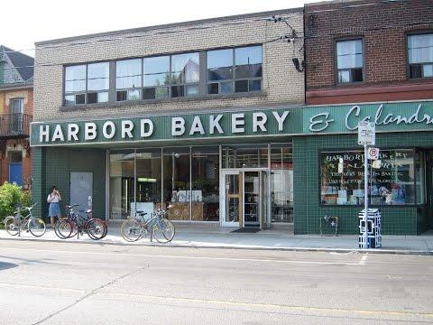 Harbord Bakery @ 115 Harbord Street, Toronto.