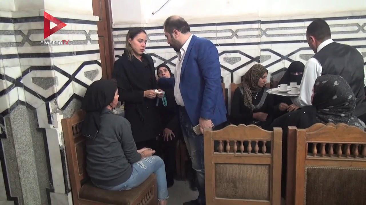 الوطن المصرية:أبطال فيلم حليمو ونجوم الفن في عزاء شقيقة طلعت زكريا