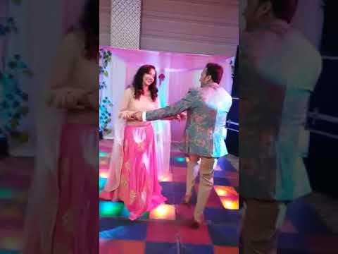 Romantic Couple Dance| Indian- Arabic Dance| After Party Dance