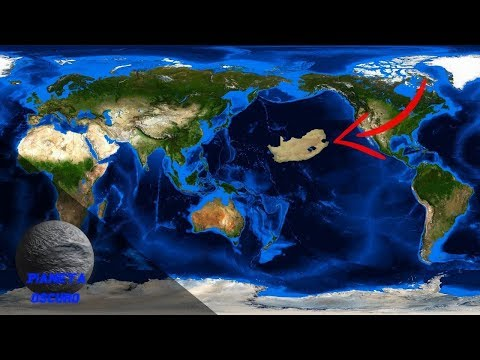 Un nuovo continente creato dall'uomo