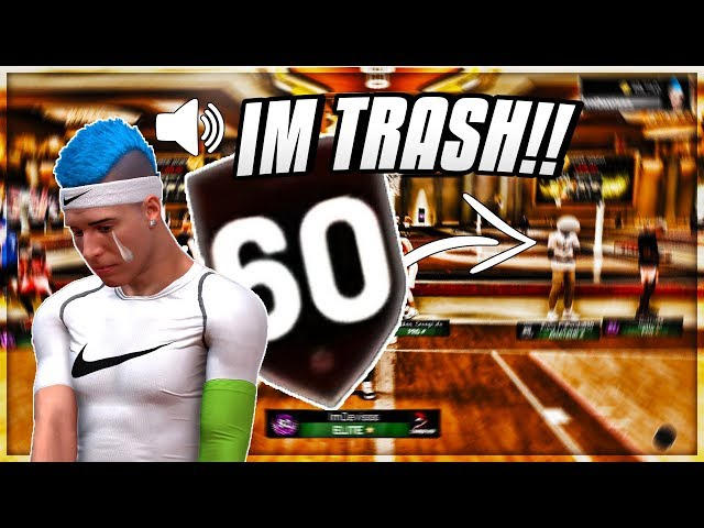 I BROUGHT 3 60 OVERALLS TO THE MOST TOXIC PLACE IN NBA 2K19 THEN THIS HAPPEND.... 60 overall