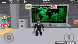 ROBLOX: I turned a super cool spy (spy training
