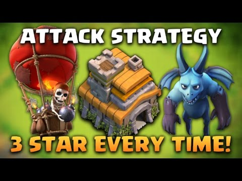 CLASH OF CLANS | BEST! TOWN HALL 7 (COC TH7 ATTACK)