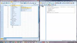 How To... Perform an Independent t-Test in SPSS
