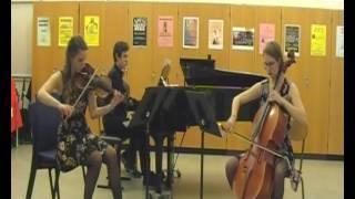 Smetana - Piano Trio in G minor, Op  15