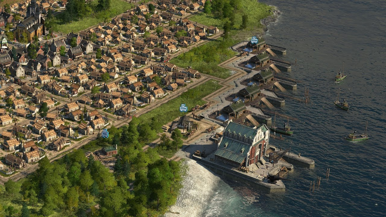 Anno 1800: Release date & details of the new travel time DLC bus system explained