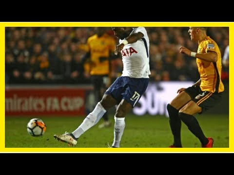 Unlikely France favourite Sissoko pleads World Cup case By J.News