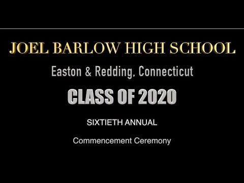 Joel Barlow High School Class of 2020 Graduation Ceremony
