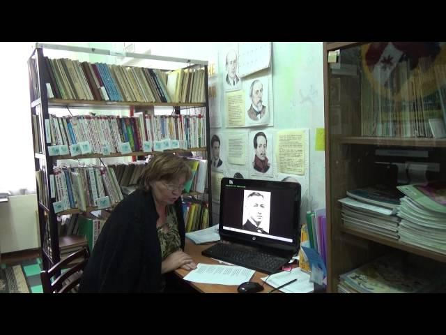 Наталья Волынина читает произведение «Огонь» (Бунин Иван Алексеевич)