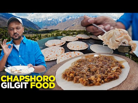 Chapshoro & Momos   Traditional Food of Gilgit Baltistan   I