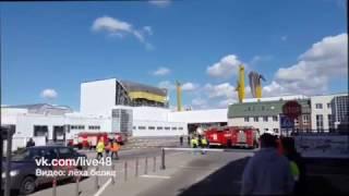 فيديو وصور| مدينة روسية تغرق في عصير