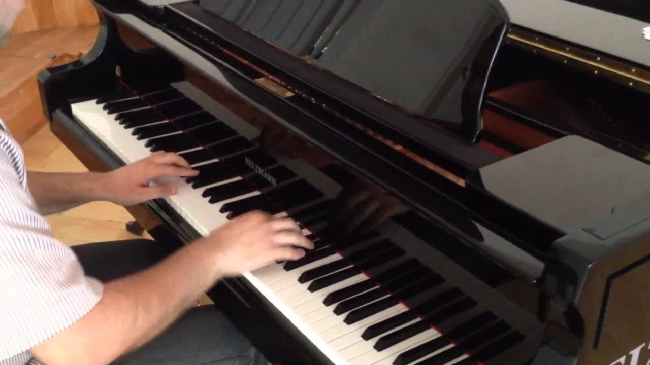 Aslan Mustafazade Nazende Sevgilim Yadima Dusdu Piano By Aslan Mustafazade