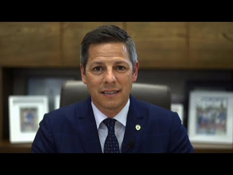 Winnipeg Mayor Bowman outlines his concerns with Premier Pallister's vaccination cards
