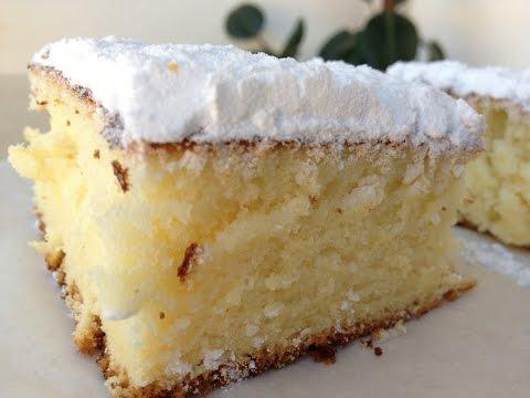 Кекс на Сливках ( Очень Нежный) Простой Рецепт | Homemade Pie Recipe, English Subtitles без регистрации и смс