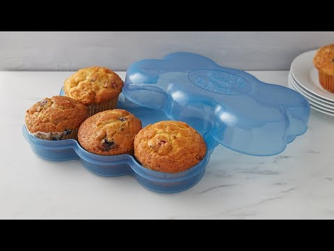 Muffin Fresh | Storage Solutions for Fresh Baked Goods