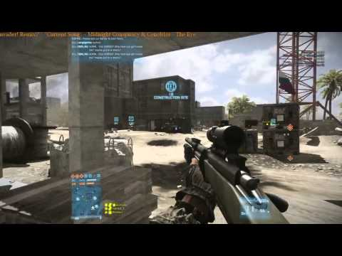 BF3 with Mortkarl on Gulf of Oman (Norsk chat) fixed - 1 / 3