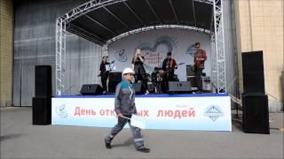"""Металлический завод"" Ария - Улица роз  21.05.17."
