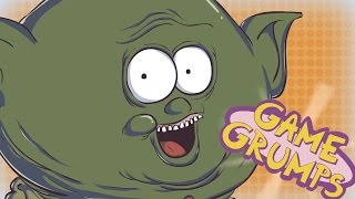 Game Grumps Animated - Joke Yoda (Super Mario Maker)