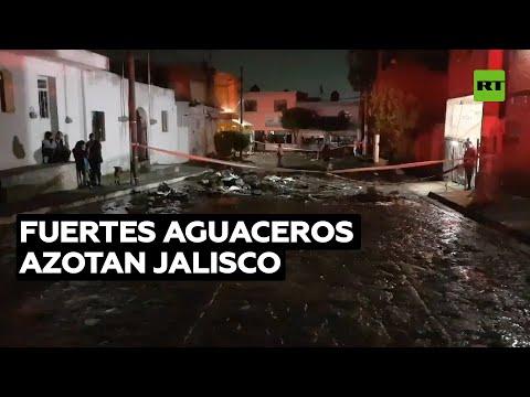 Desbordamientos en México