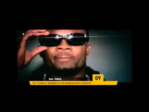KAS  MAKES THE LIST OF TOP 10 ONE HIT WONDERS IN THE NIGERIAN MUSIC INDUSTRY WITH