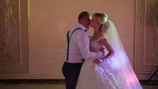 Первый свадебный танец. Мирослав & Ангелина 07.09.17.