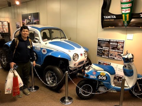 Tamiya Hobby Museums Tour 2018 in Japan  タミヤ