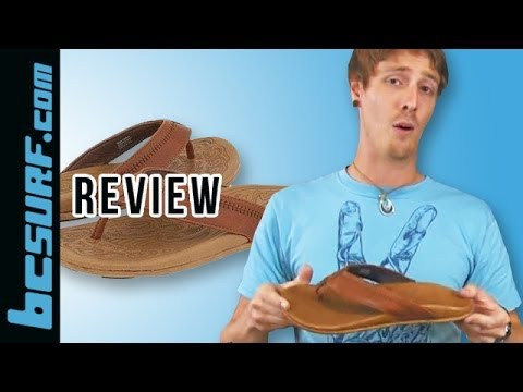 6f0a7724e82d OluKai Hiapo Sandals Review - BCSurf.com - YouTube