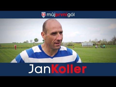 Jan Koller: Fotbal je moje celoživotní droga #mujprvnigol