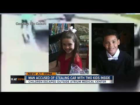 Middletown 8-year-old's quick thinking saved him, sister from kidnapping