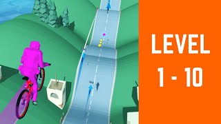 Bikes Hill Game Walkthrough Level 1-10
