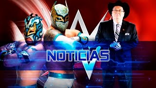 Noticias de WWE || ¿Separación de Lucha Dragons?, Hulk Hogan, Jim Ross
