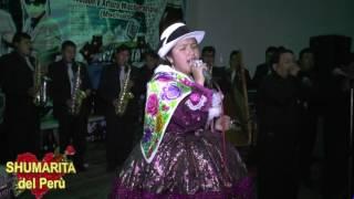 Shumarita del Peru en aniversario Super Ases de Tarma