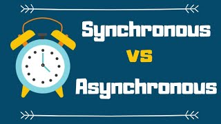 Synchronous vs Asynchronous Applications (Explained by Example)