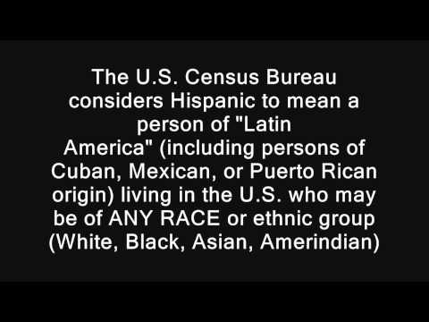 Latinos/Hispanics have Native American ancestry