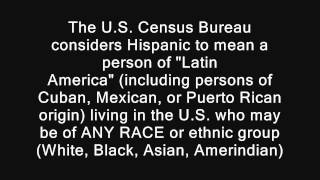 Latinos/Hispanics have Native American ancestry