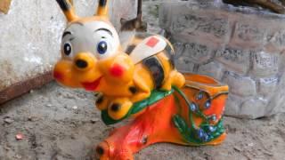 Садовая фигурка пчёлка фигуры животных купить для интерьера квартиры ландшафта сада дачи дома