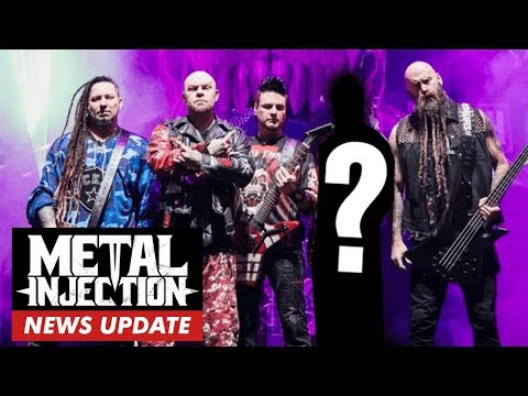 FIVE FINGER DEATH PUNCH's New Drummer Officially Announced | Metal Injection