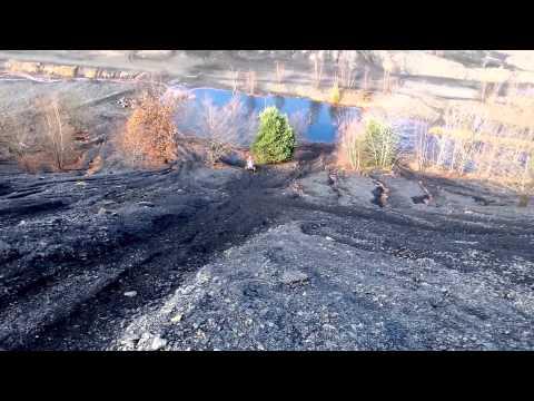 $15000 Yamaha Banshee Barrel Rolls 3 Times Down Coal Hill