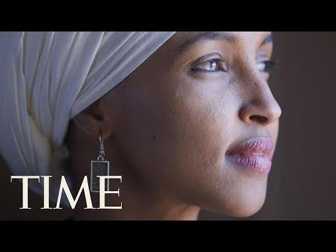Ilhan Omar Is Shifting The Narrative Of What's Possible As Somali-American Muslim Legislator   TIME