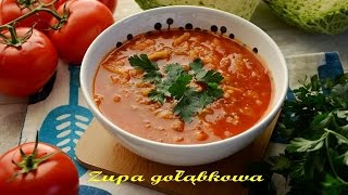 Zupa gołąbkowa - TalerzPokus.tv