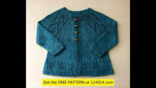 How To Knit A Mens Sweater For Beginners Free Online Videos Best