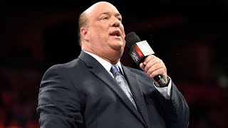 Paul Heyman Gets Exciting New Role In WWE?