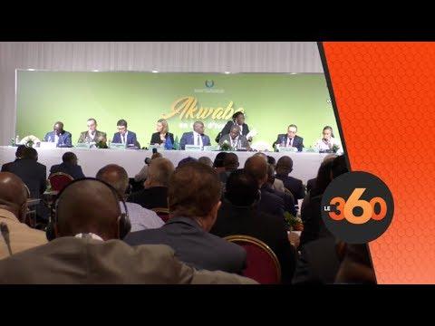 Le360.ma •Réunion ministérielle préparatoire du Sommet UA/UE d'Abidjan