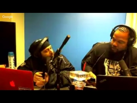 CROSS THE LINE RADIO - CAPTAIN TAZARYACH VS BROTHER ROSS OF ISRAEL CHURCH OF LIVING GOD