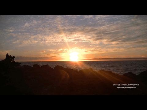 AMAZING SUNSET PORT ANGELES WASHINGTON - MUST WATCH