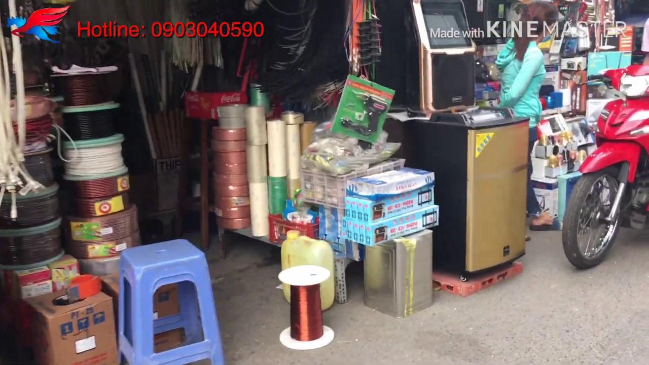 Phần 2 – Chợ điện tử Nhật Tảo lớn nhất Sài Gòn có những gì???…