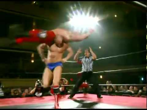 Kings of Wrestling - UFO & Big Swing